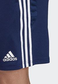 adidas Performance - TIRO 19 AEROREADY PRIMEGREEN SHORTS - Sports shorts - blue - 5