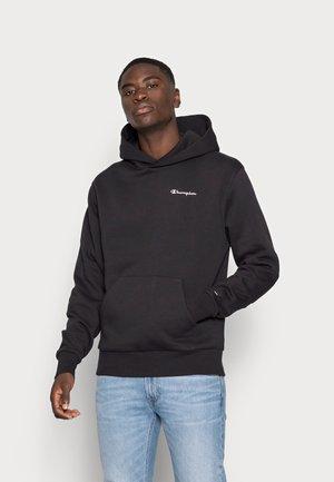 ECO FUTURE HOODED - Sweatshirt - black