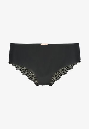 GEORGIA SHORTY - Slip - black