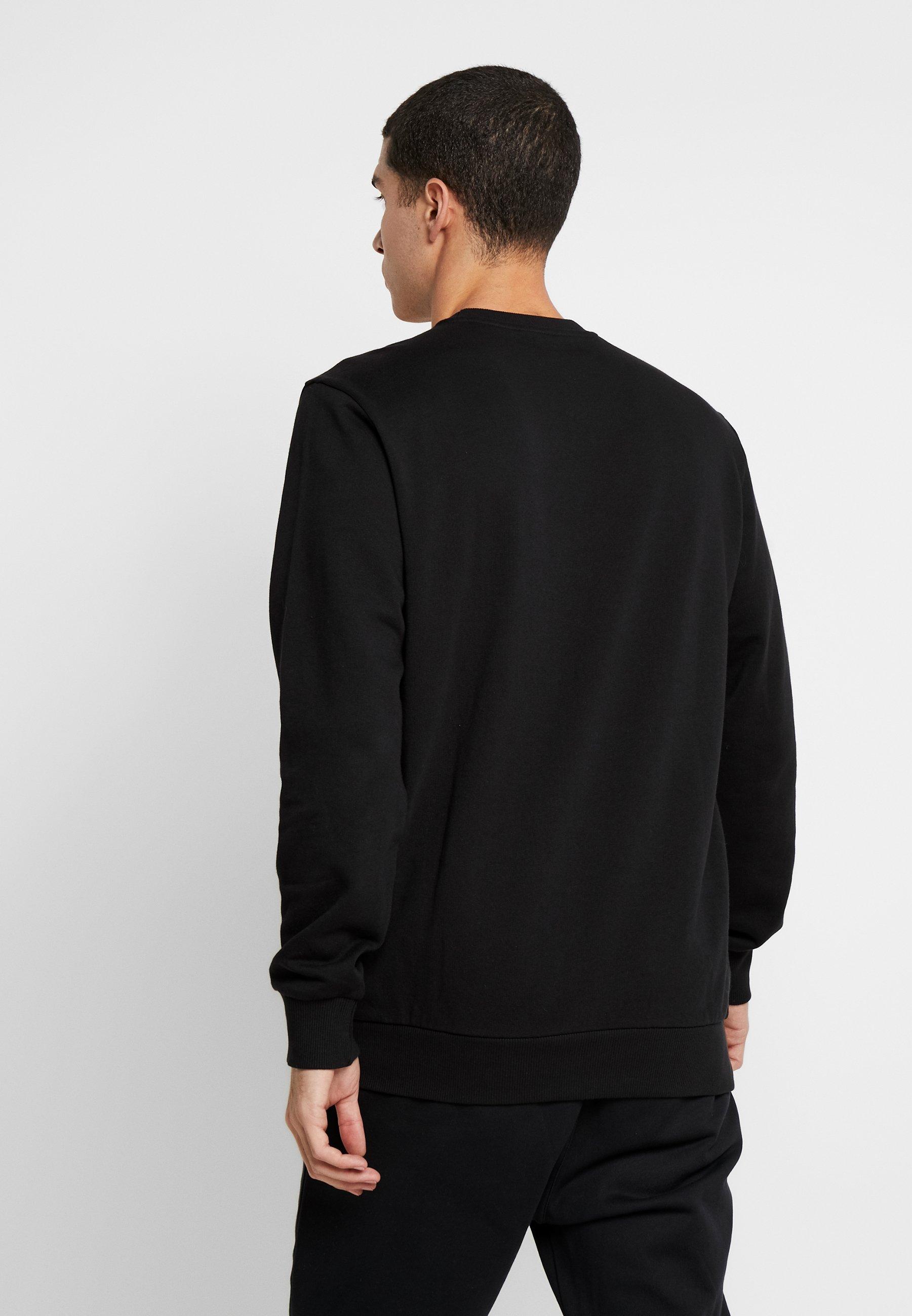 Reebok Classic VECTOR CREW - Sweatshirt - black