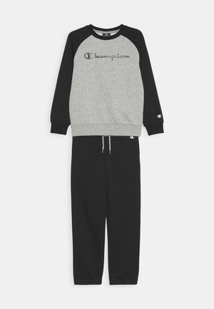 LEGACY CREWNECK UNISEX SET - Trainingsanzug - black