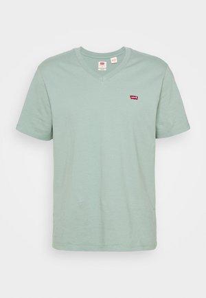 VNECK - T-shirt basique - blue surf
