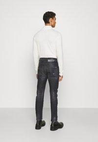 John Richmond - BALKIR MICK - Slim fit jeans - denim black - 2