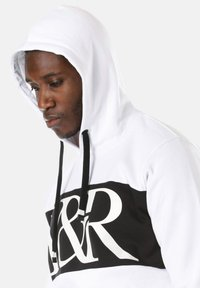 Young and Reckless - HYBRID - Hoodie - white - 3