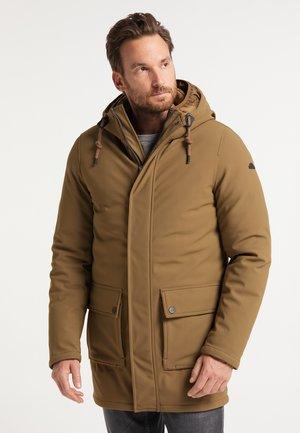 3 IN 1 - Winter coat - dunkelbeige