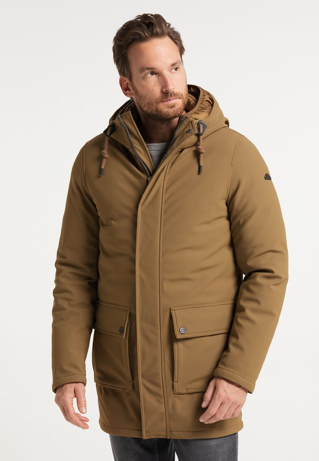 3 IN 1 - Winter coat - dunkelbeige