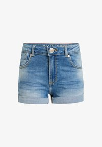 WE Fashion - Jeansshort - blue - 0