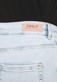 ONLY - ONLBLUSH LIFE - Skinny džíny - light blue denim - 3