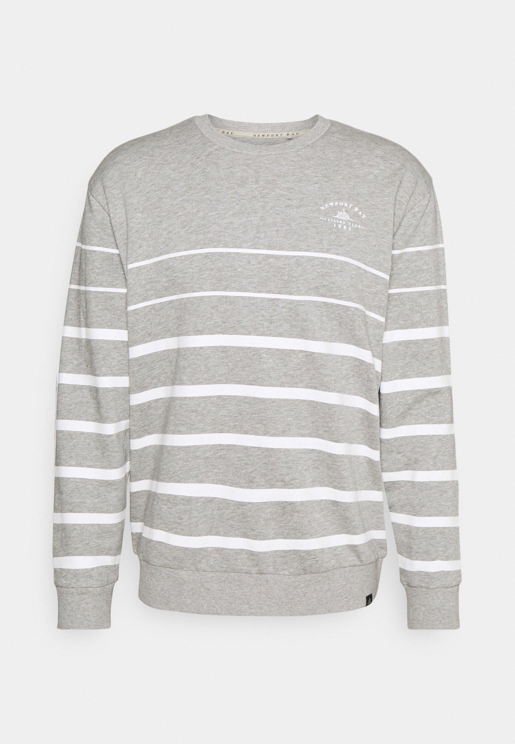 Men PLACEMENT STRIPE - Sweatshirt