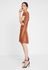 Anna Field - Day dress - orange - 1
