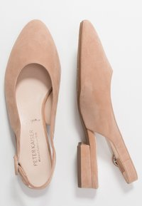 Peter Kaiser Wide Fit - WIDE FIT FASELLE - Slingback ballet pumps - bicotti - 3