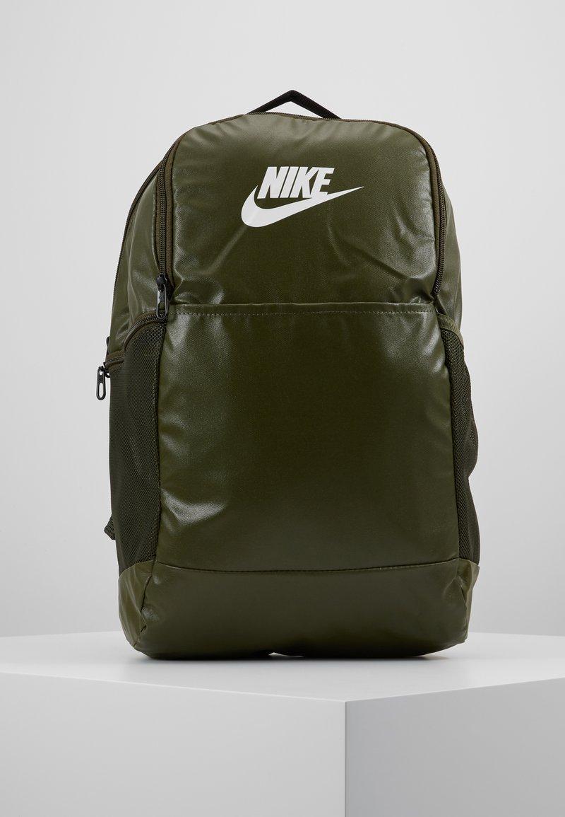 Nike Performance - Rucksack - cargo khaki/white