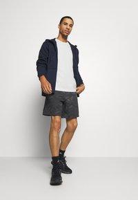 adidas Performance - SHORTS - Sports shorts - black/white - 1