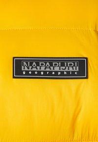 Napapijri The Tribe - TAMMIKUU UNISEX - Veste d'hiver - yellow solar - 3