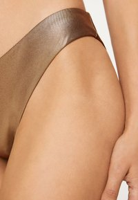OYSHO - Bikini bottoms - gold - 3