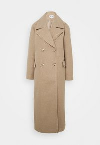 MAXI COAT - Classic coat - light beige