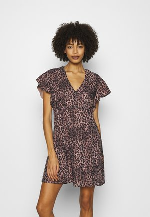 AYAR DRESS - Robe d'été - iconic brown