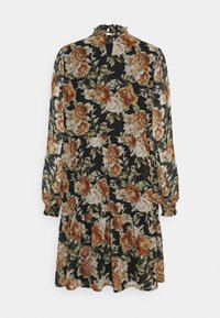 ONLY - ONLMIA SMOCK DRESS - Kjole - black - 7