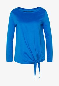 Long sleeved top - royal blue