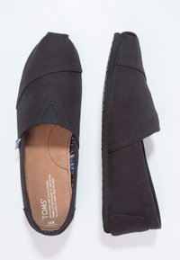 TOMS - Mocasines - black - 1