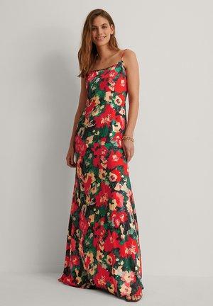 Maxi dress - multicolor