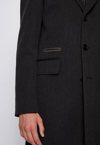BOSS - NIDO - Classic coat - dark grey - 4