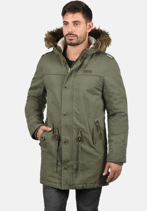 PULSOOR - Winter coat - green