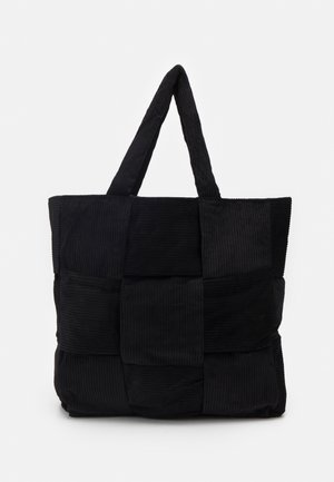 LARGE BAG - Cabas - black