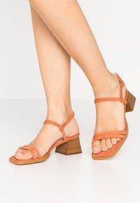 Zign - Sandals - orange - 0