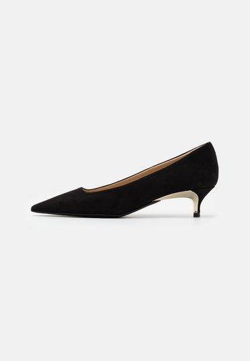 CODE DECOLLETE  - Classic heels - nero