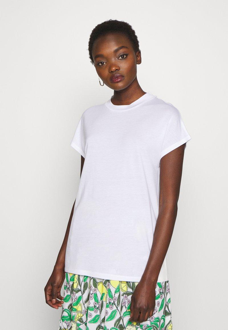 Won Hundred - Basic T-shirt - white