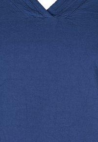 Zizzi - MIT V-AUSSCHNITT - Blouse - twilight blue - 5