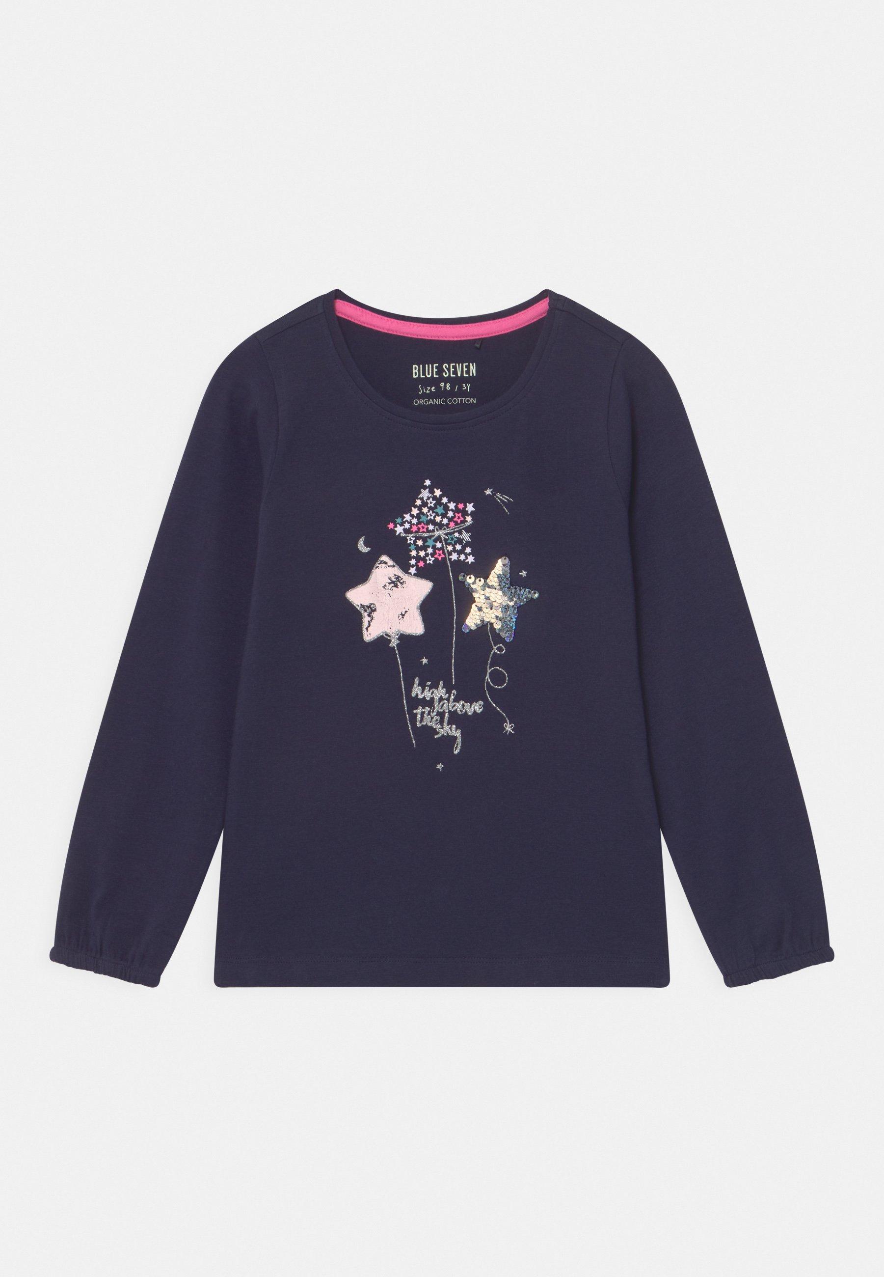 Bambini KIDS GIRLS  - Maglietta a manica lunga - nachtblau