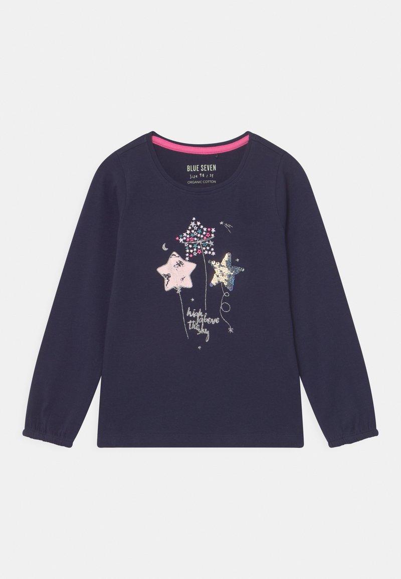 Blue Seven - KIDS GIRLS  - Long sleeved top - nachtblau
