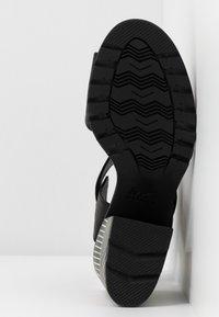 Sorel - NADIA - Sandals - black - 6