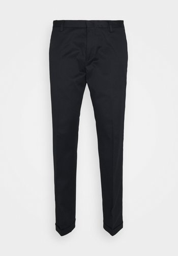 GENTS TROUSER - Chinos - navy