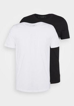 CREWNECK 2 PACK - Basic T-shirt - white