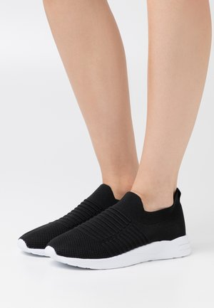 LILLIAN - Slip-ons - black
