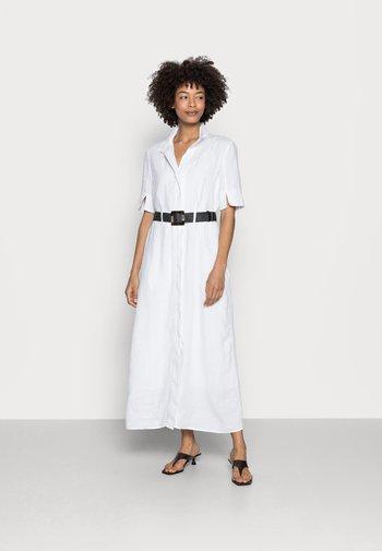 MODERN MAXI - Vestito lungo - white