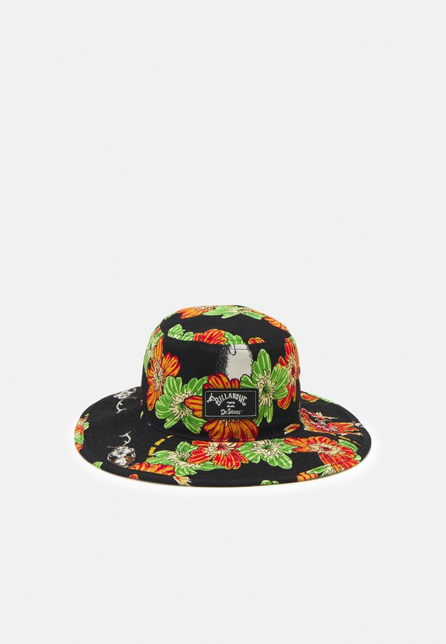 ALOHA GRINCH BIG JOHN UNISEX - Hoed - black
