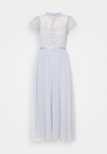 GISELLE BALLERINA DRESS EXCLUSIVE - Společenské šaty - blue/champagne