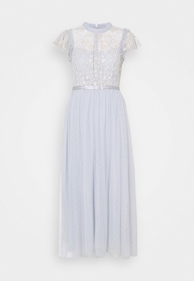 GISELLE BALLERINA DRESS EXCLUSIVE - Galajurk - blue/champagne