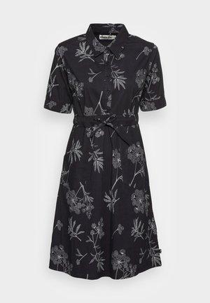 SUSANNE DRESS - Shirt dress -  grey silver grey hemlock