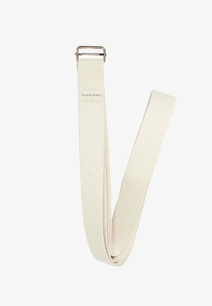 NATURAL YOGA STRAP - Fitness/jóga - beige