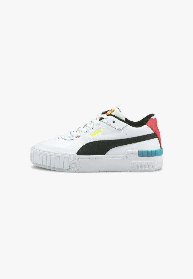 CALI SPORT - Sneakers basse - white