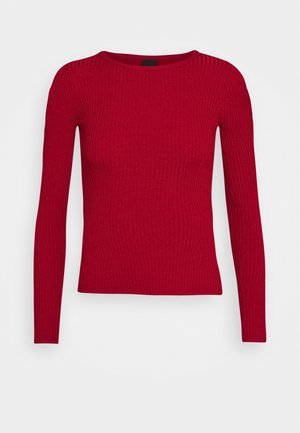 COSTA DAVORIO - Jumper - red