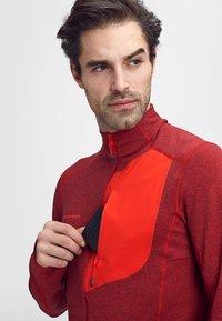 Mammut - ACONCAGUA - Training jacket - red - 3