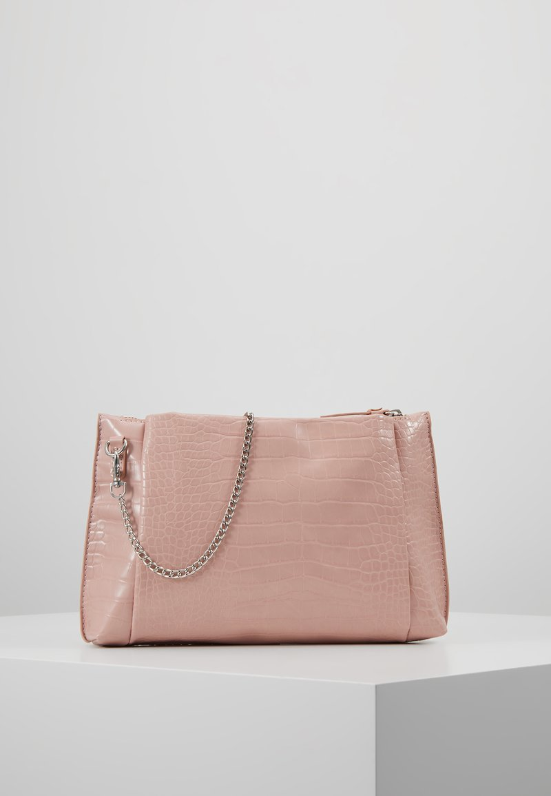 Dorothy Perkins - POUCH COMP - Clutch - blush