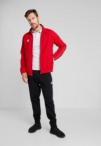 adidas Performance - CORE 18 - Training jacket - powred/white - 1