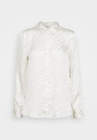 Banana Republic - DILLON SOFT - Button-down blouse - beige - 5